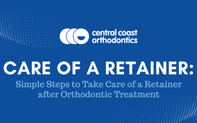 Care of a Retainer: Simple Steps to Take Care of a Retainer after Orthodontic Treatment