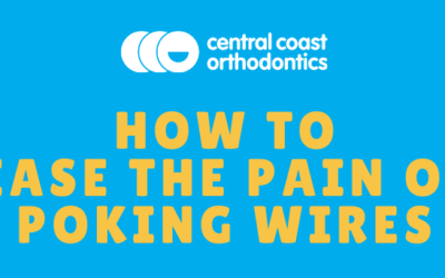 How to Ease the Pain of Poking Wires on Braces
