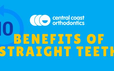 10 Benefits of Straight Teeth