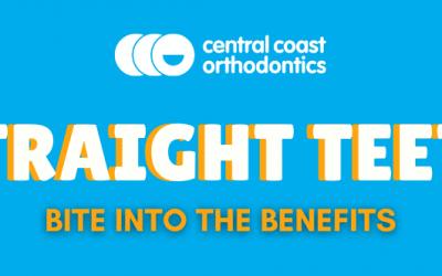 Straight Teeth: Bite Into The Benefits