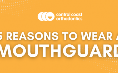 5 Reasons to Wear a Mouthguard (INFOGRAPHIC)