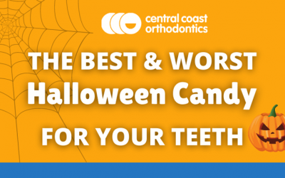 The Best and Worst Halloween Candy for Your Teeth